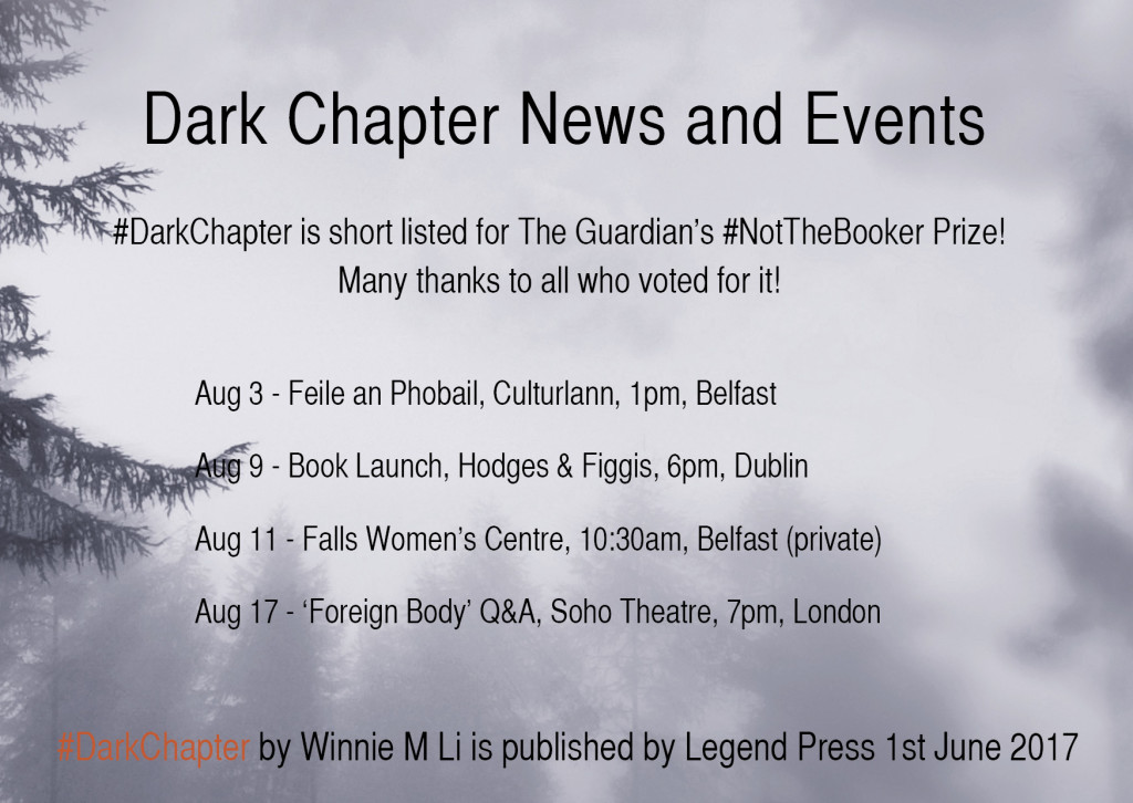 dark chapter updated Aug